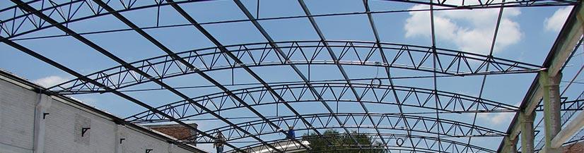Estructura metalica para techo free techo with estructura - Estructuras metalicas murcia ...
